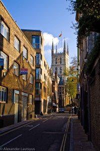 Церковь - Southwark Cathedral